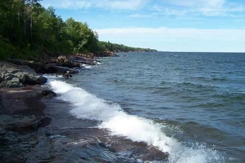 Big lake big lake beach mn for Fishing in duluth mn